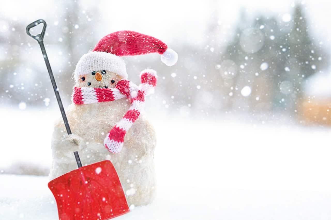 Déblayer la neige de votre allée