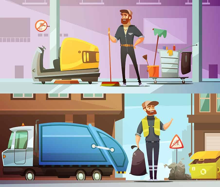Faire appel à des professionnels du nettoyage